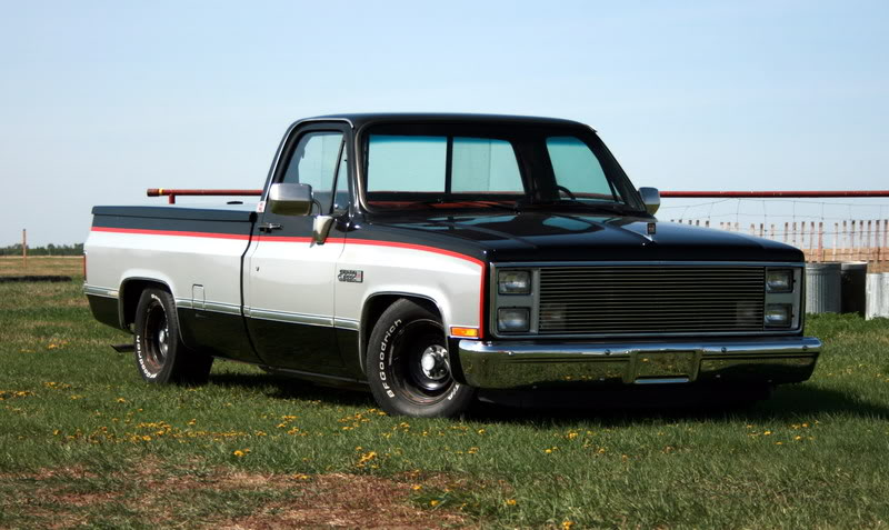 1985 chevy truck long bed lowered image details