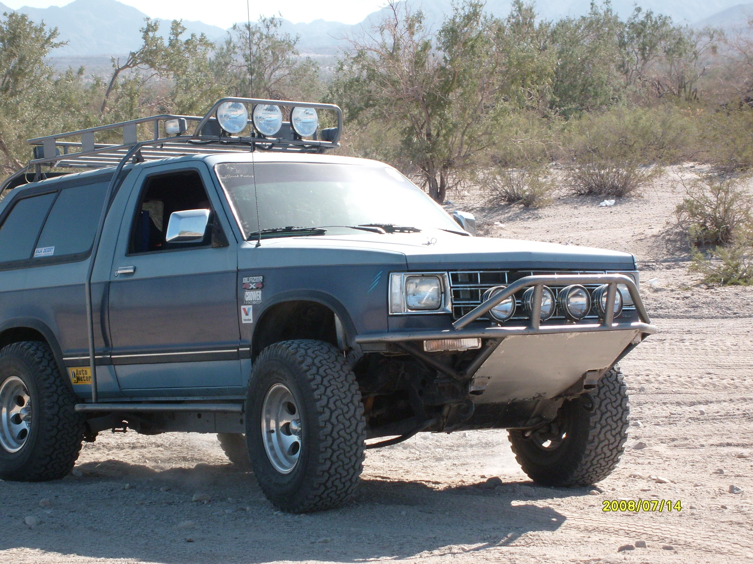 Chevy Blazer S10 Questions  Answers