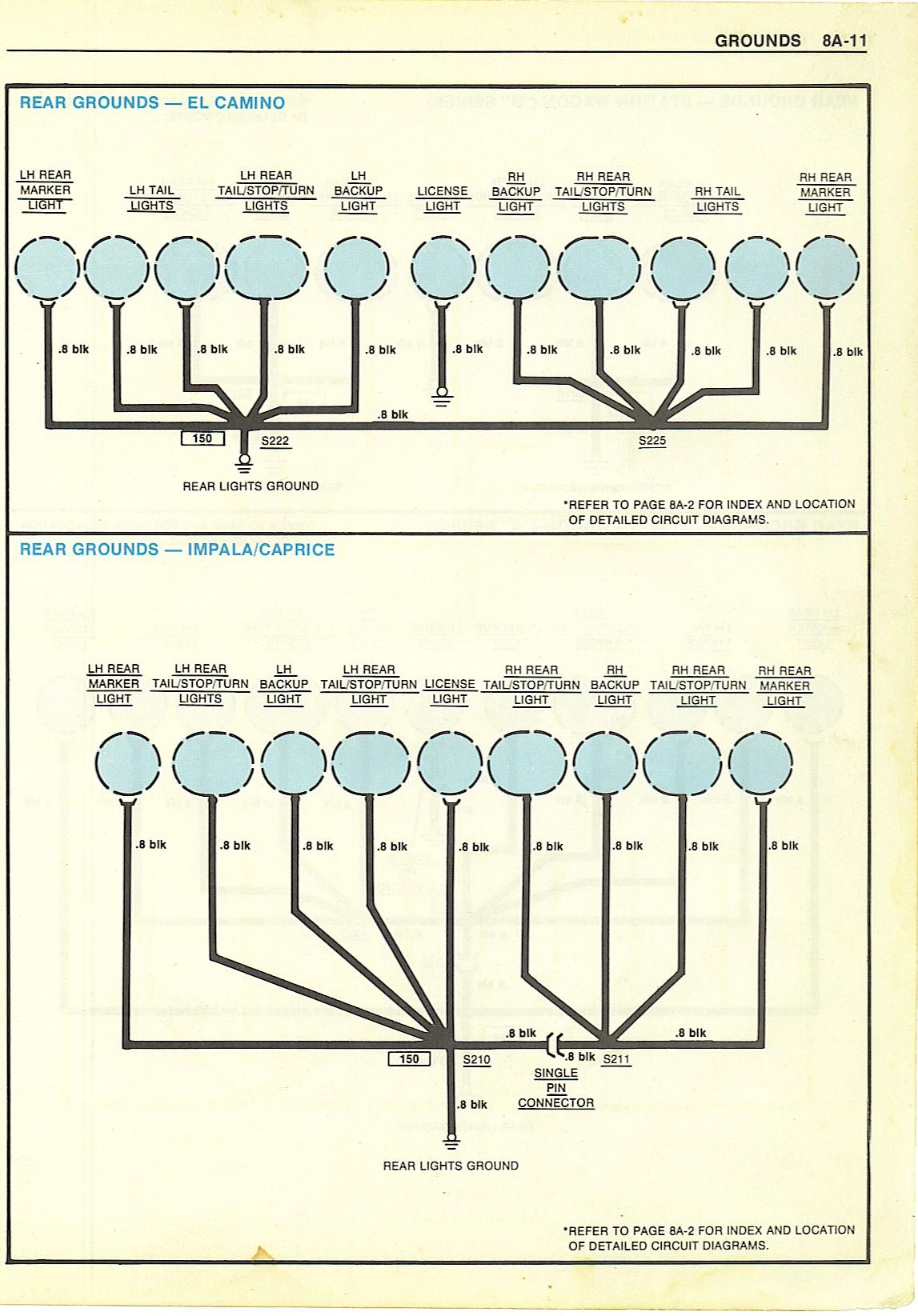 Chevy El Camino Vacuum Diagram Image Details 1986 Wiringdiagram