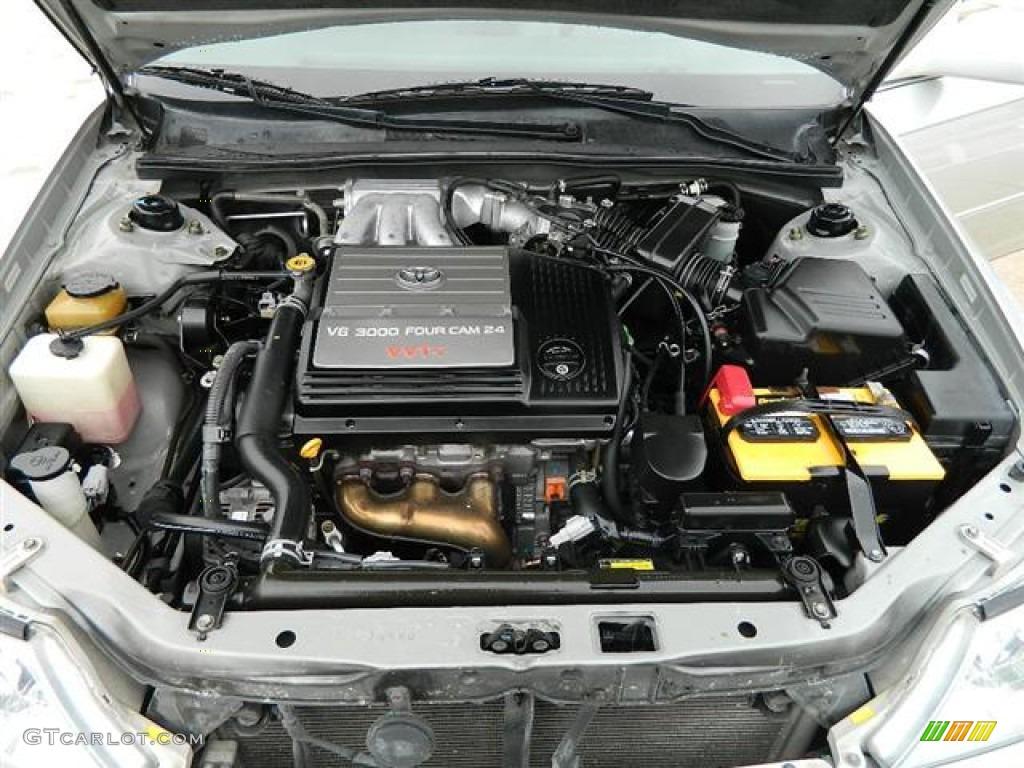1987 Toyota Supra Turbo Engine