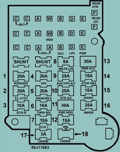 1988 chevy s10 fuse box diagram RqLSMRa 1988 chevy suburban fuse box diagram wiring diagram simonand 89 chevy suburban fuse box at bayanpartner.co