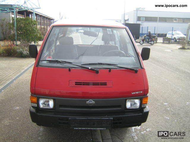 1990 Nissan Vanette