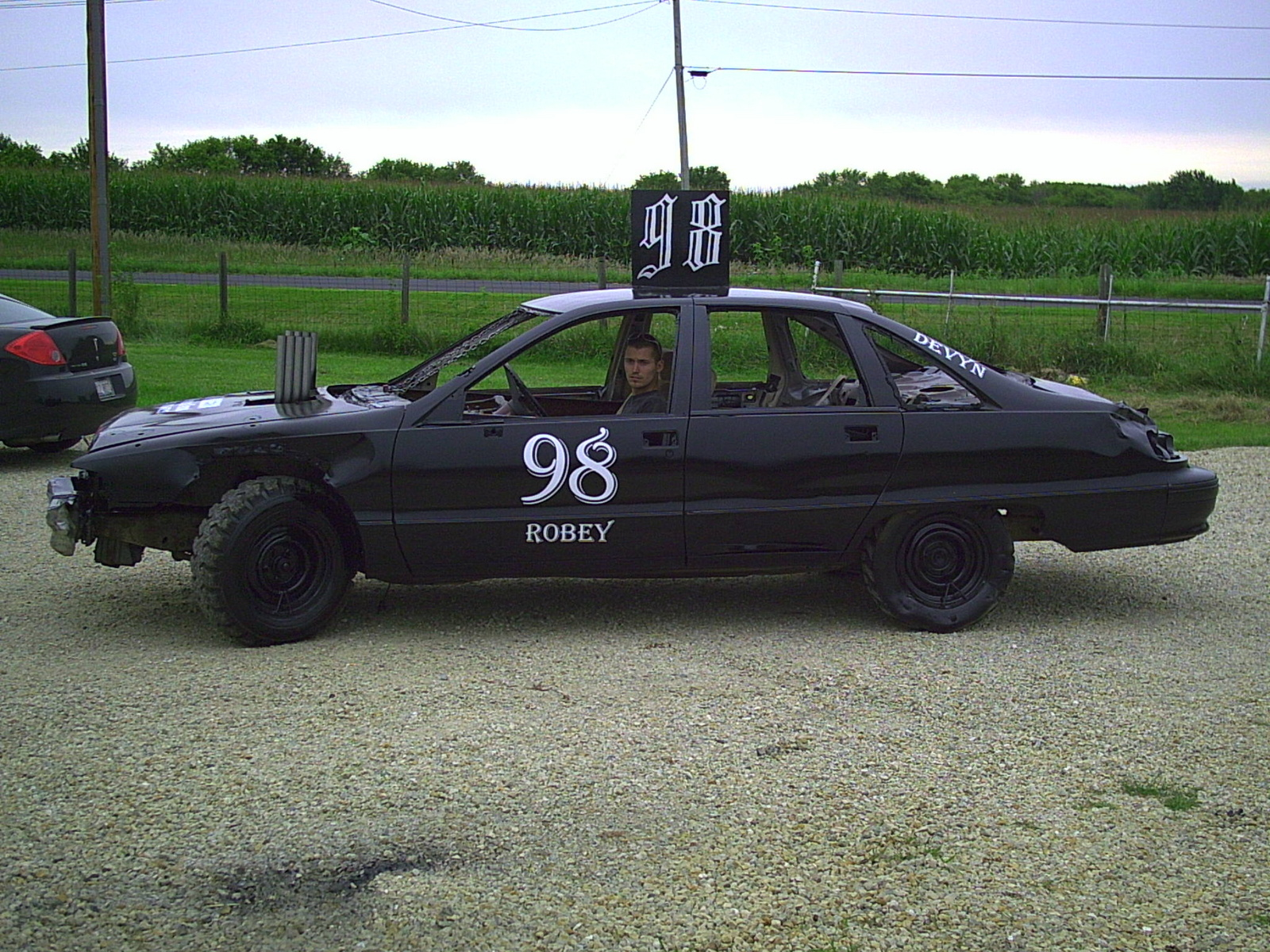 1991 Chevy Caprice Classic Fuse Box