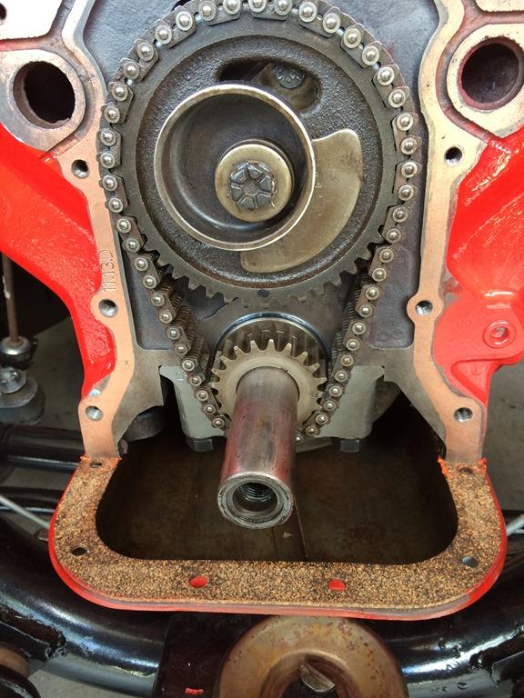 1993 Lincoln MarkVIII Engine Timing Chain (Original Equipment)