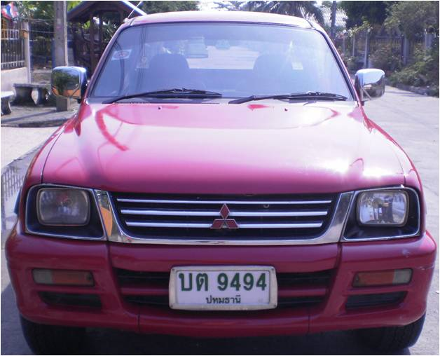 1993 Mitsubishi L200 Pics, 2.5, Diesel, Manual For Sale