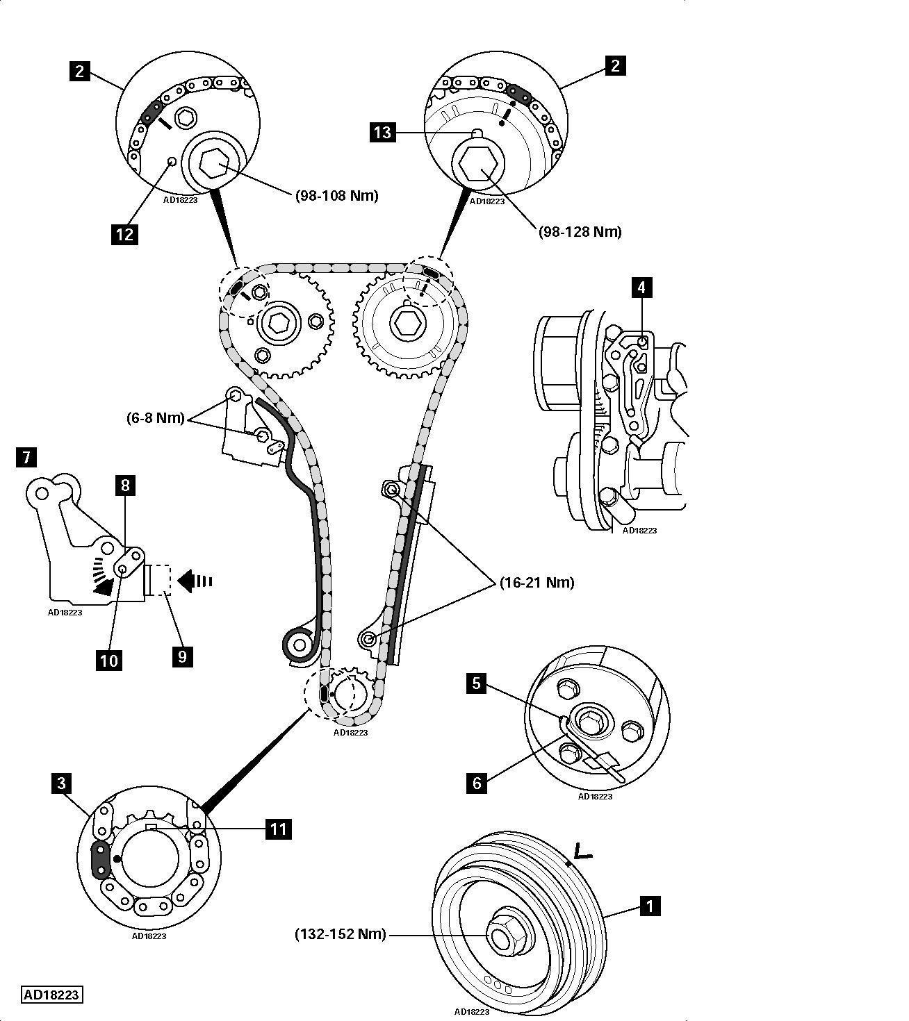 1993 Subaru Legacy Timing Marks Diagram Image Details 1990 Fuse Box