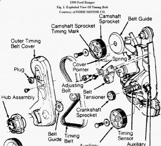 1993 Toyota Camry Electrical Wiring Diagram