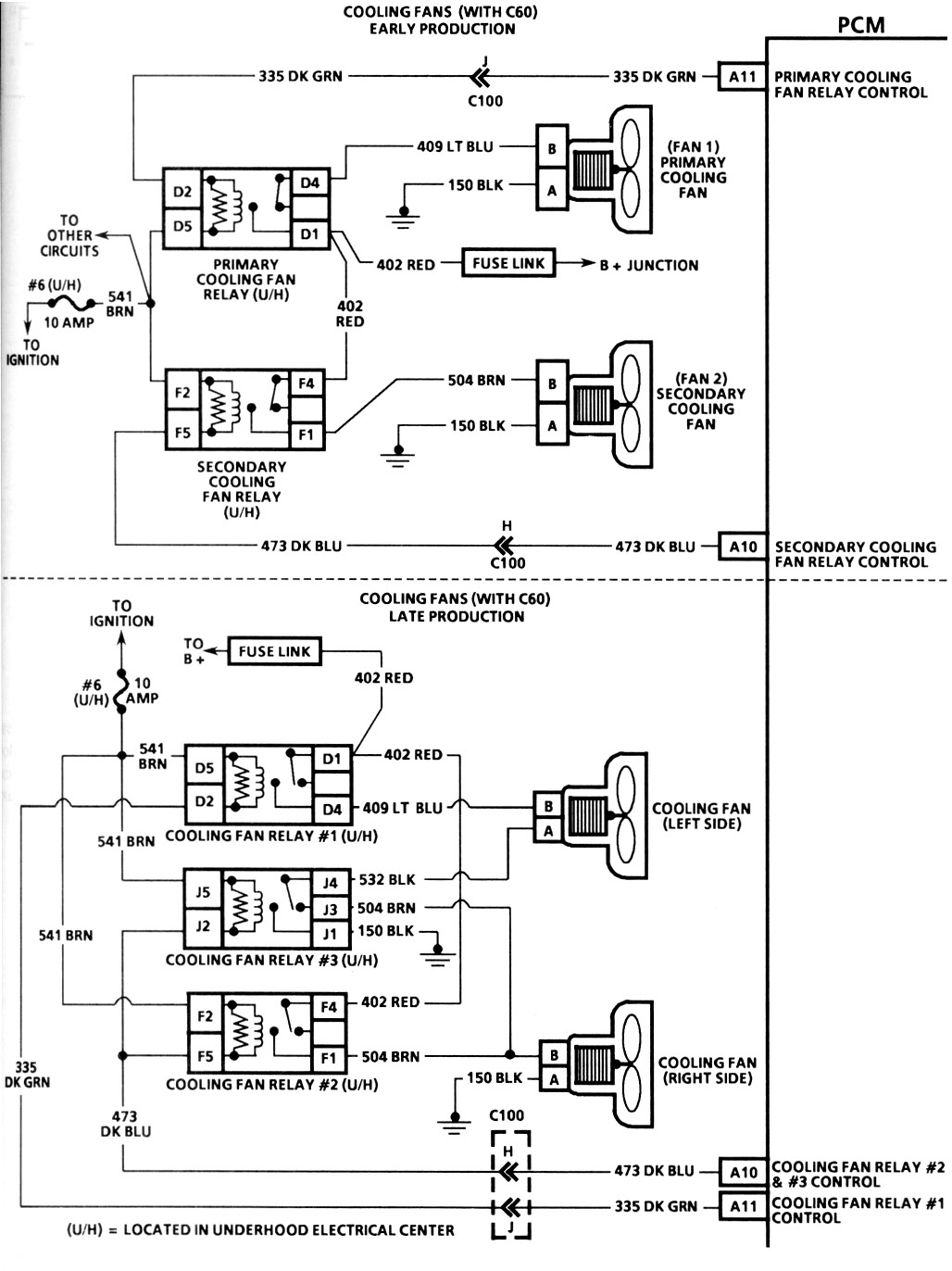 1985 Chevy Camaro Wiring Diagram Image Details 85 Firebird Ignition 1995 Cooling Fan