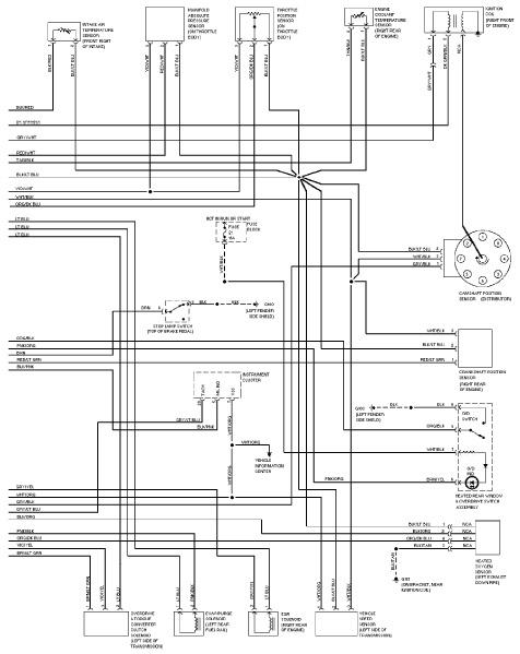 1995 jeep wrangler alternator wiring diagram image details 1995 jeep grand cherokee wiring diagram jeep wrangler wiring diagram
