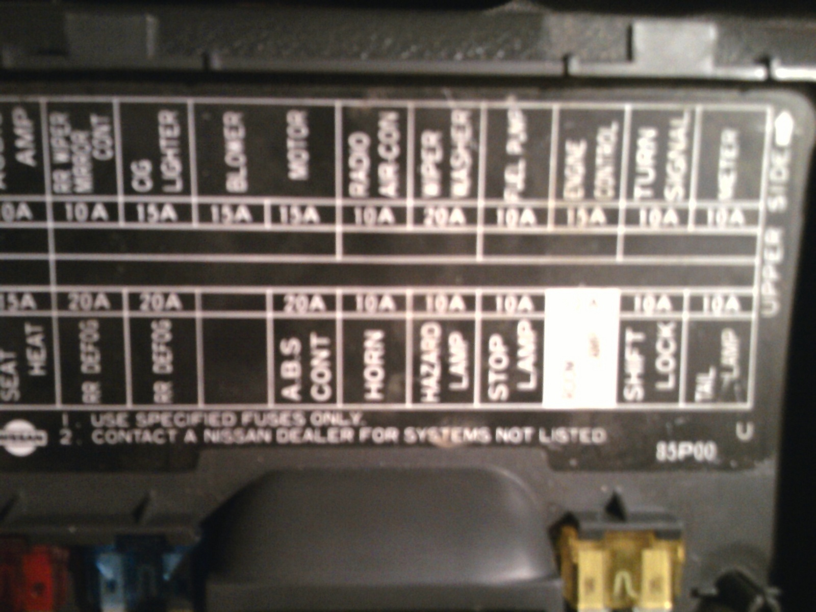 pathfinder fuse box wiring diagrams