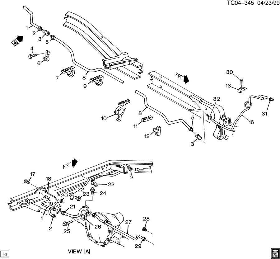 Chevy Tahoe Suspension Diagram Autos Post