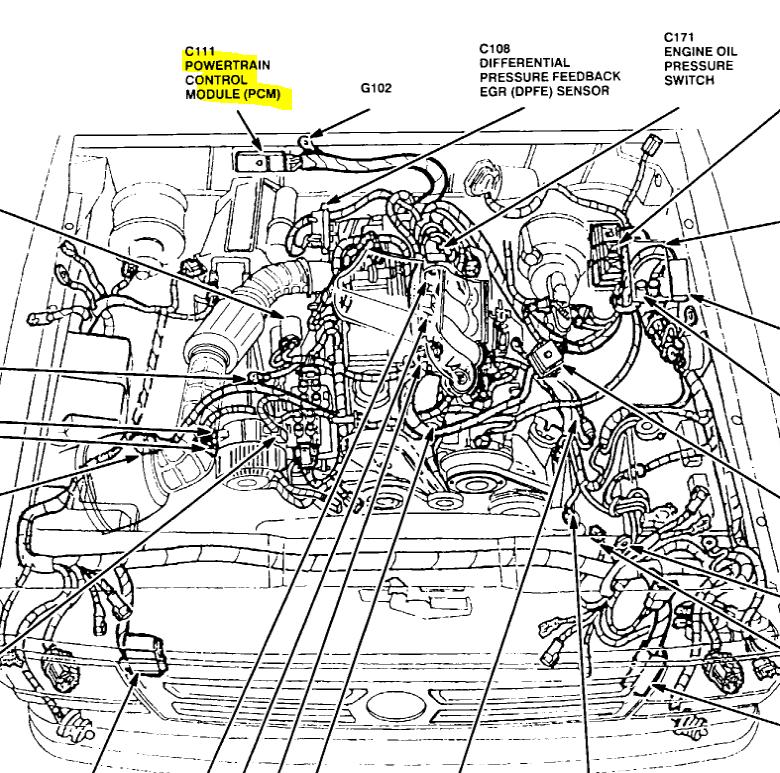 1996 ford ranger wiring harness ford wiring diagrams instructions rh appsxplora co 96 Explorer XLT 97 Explorer