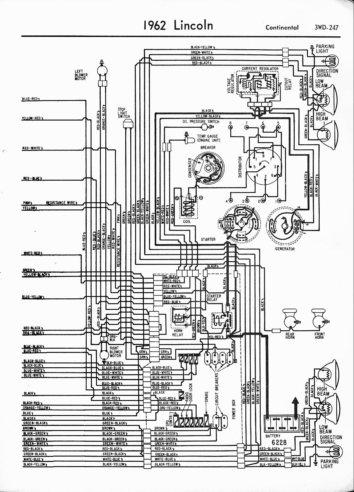 1998 lincoln continental wiringdiagram - image details, Wiring diagram