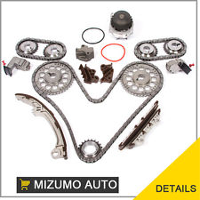 1996 Nissan Maxima Timing Chain Replacement
