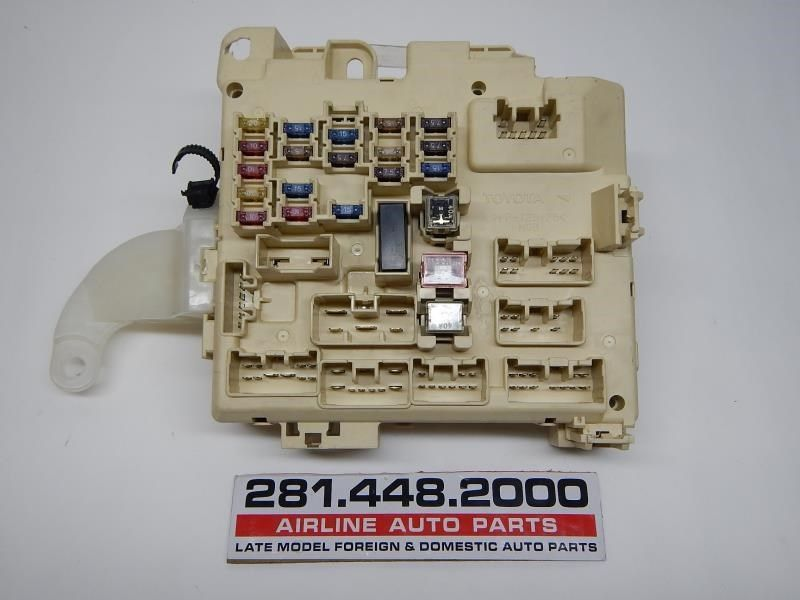 1996 toyota camry fuse box location toyota camry (1996 98 Toyota Camry Fuse Box Diagram toyota camry (1997) fuse box diagram