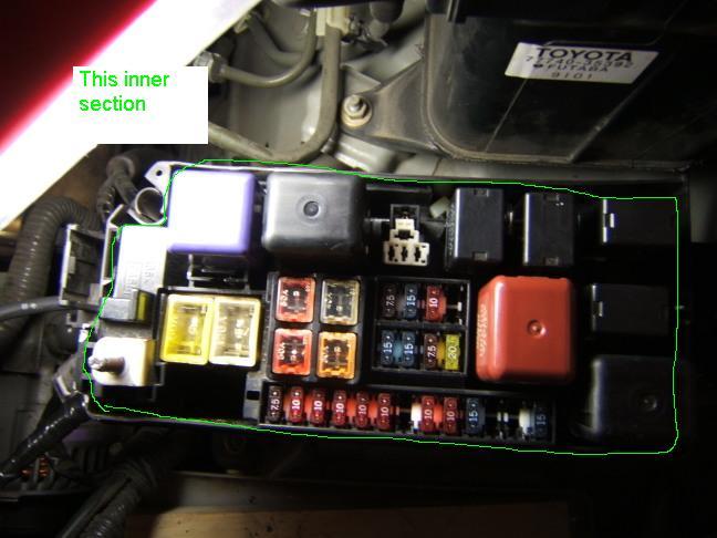 1996 toyota tacoma fuse box toyota auto fuse box diagram 2008 Toyota Tacoma Fuse Box Diagram 2007 Toyota Tacoma Fuse Box Diagram