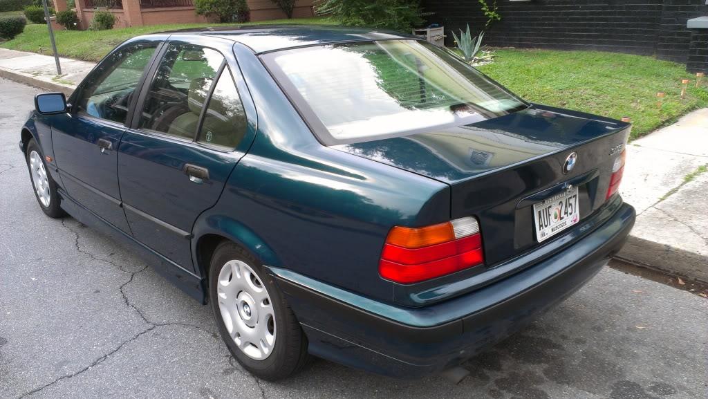 1997 BMW 318I 4 Door