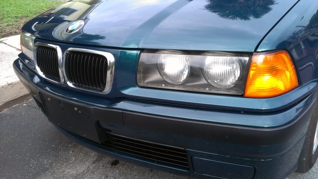 1997 BMW 318I 4 Door Sedan