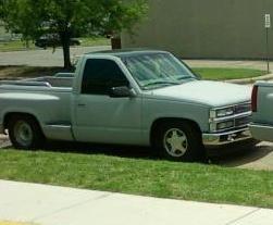1997 Chevy Silverado Stepside