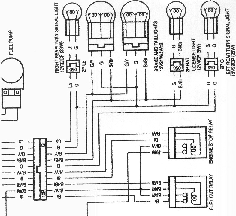 1988 gmc sierra tail light wiring diagram   41 wiring