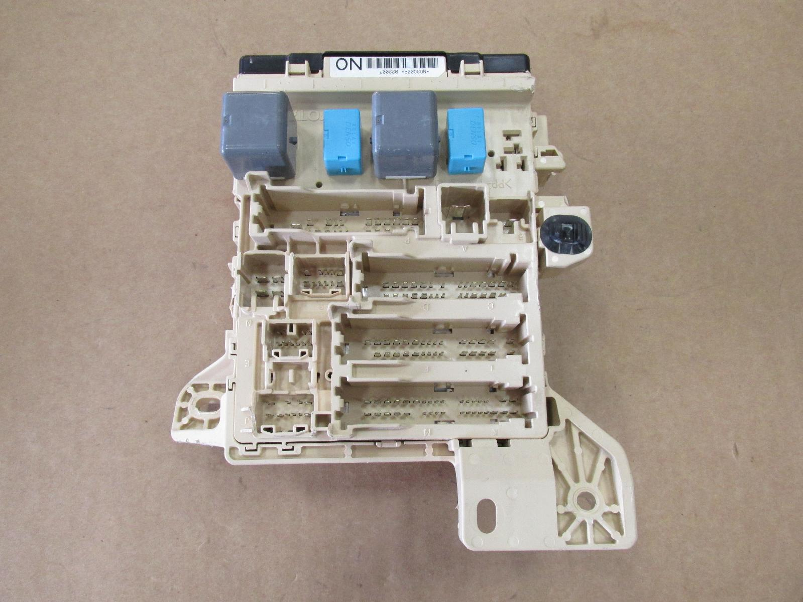 1997 Toyota Camry Fuse Box Diagram Wiring Library