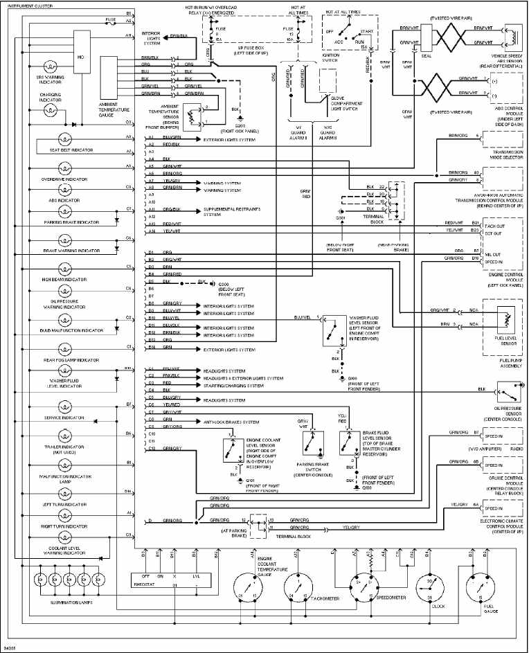 1997 Volvo 960 Engine Diagram Wiring Datarh2169reisenfuermeisterde: Gauge Cluster Volvo Wiring Diagrams All Image About At Gmaili.net