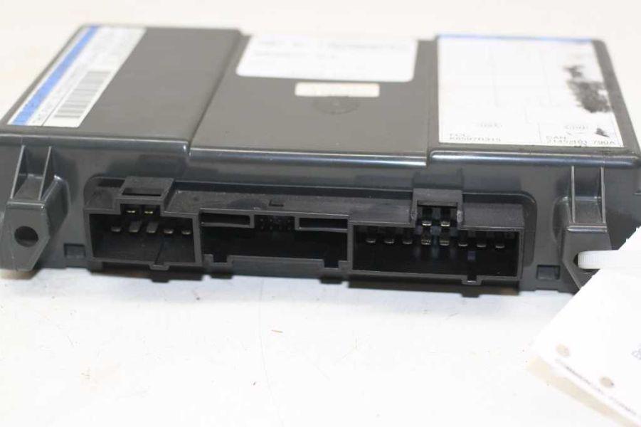 19982000 Jaguar XK8 Security Theft Locking Control Module LJB2600AB