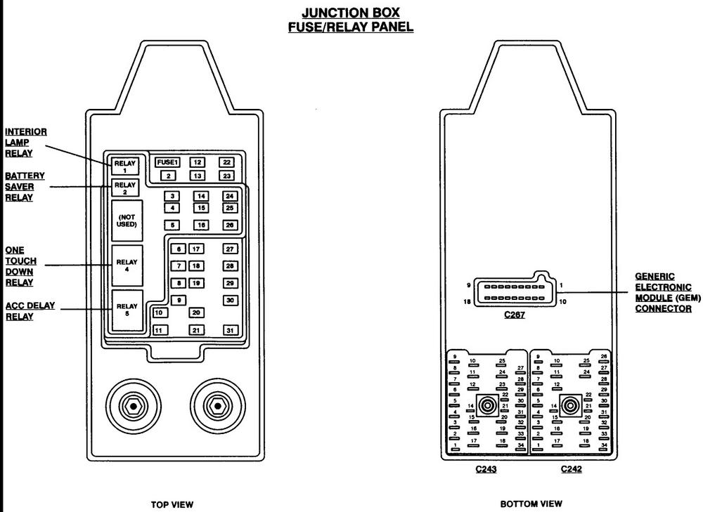 1999 ford f150 fuse panel diagram dRdvIfU 1999 ford f150 fuse box diagram image details 2002 ford f150 supercrew fuse box diagram at reclaimingppi.co