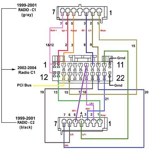 1999 Plymouth Voyager Stereo Wiring Diagram Wiring Diagram
