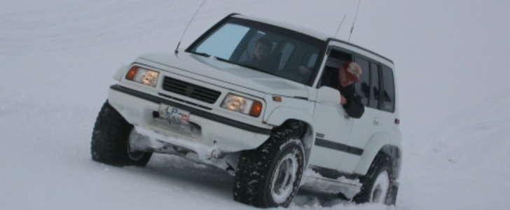 1999 Suzuki Grand Escudo For Sale, 2000cc., Gasoline, Automatic For
