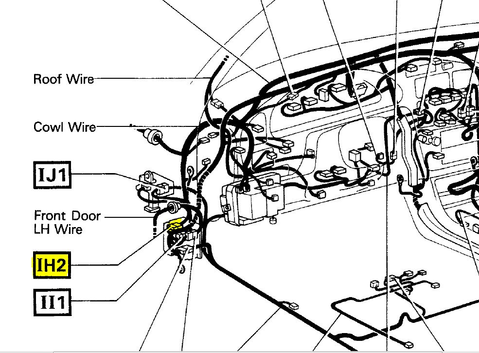 Toyota T100 Relay Location Get Free Image About Wiring Diagram