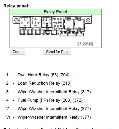1999 passat fuse box wiring diagram 1999 VW Beetle Fuse Diagram 1999 passat fuse box