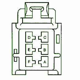 2000 Cadillac Escalade Fuse Box Diagram - image details on