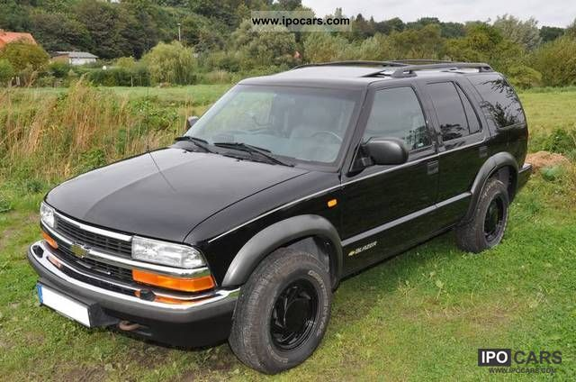 2000 Chevy Blazer 4.3 Engine