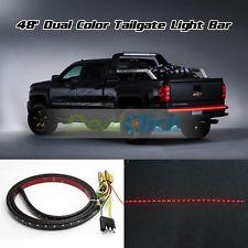 2000 Chevy Silverado Tailgate Spoiler LED Light