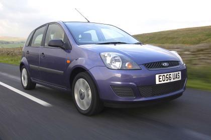 2000 Ford Fiesta