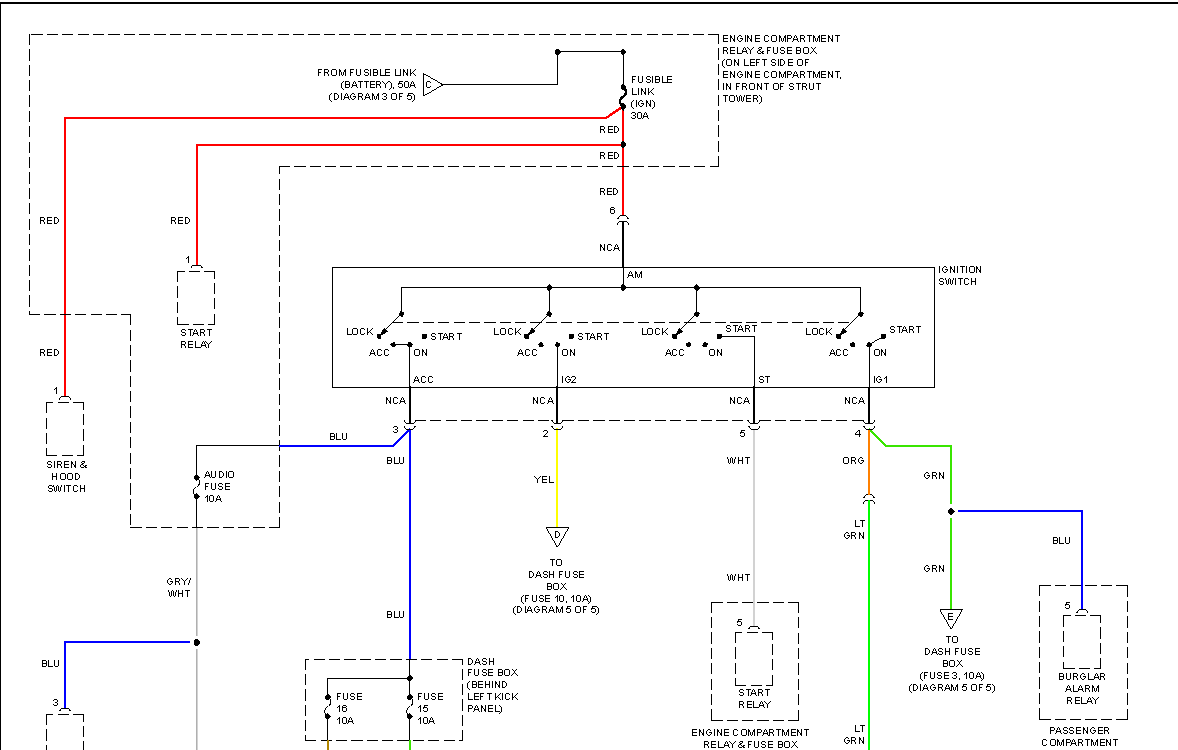 ford stereo wiring diagrams ford wiring diagrams