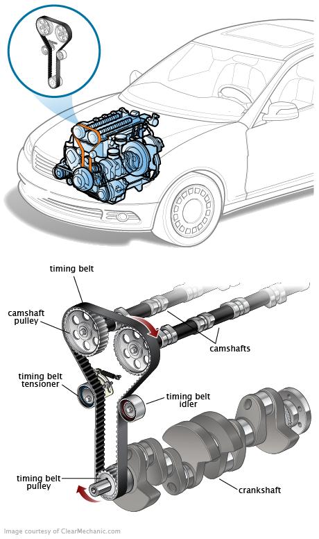 2000 Nissan Maxima Timing Chain