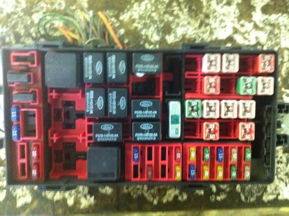 2000 Oldsmobile Alero Fuse Box
