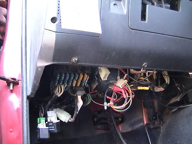 Suzuki grand vitara fuse box location wiring
