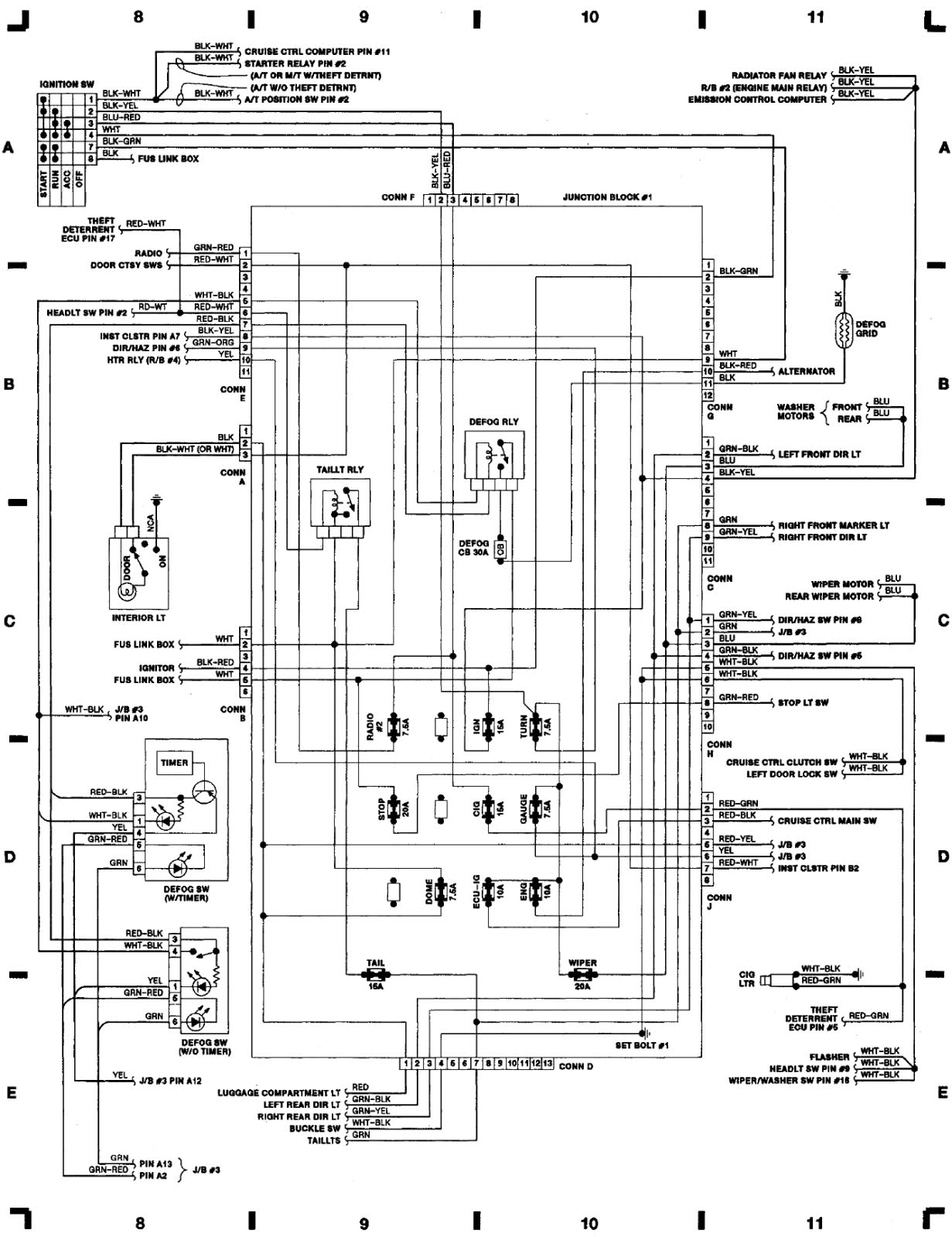 DIAGRAM] 40 Toyota Tundra Fuse Wiring Diagram FULL Version HD ...
