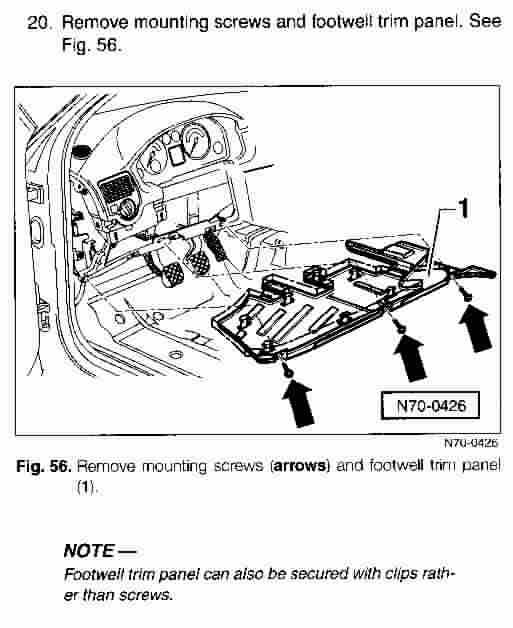 2000 Audi Tt Fuse Box Diagram : Audi tt fuse box diagram engine wiring
