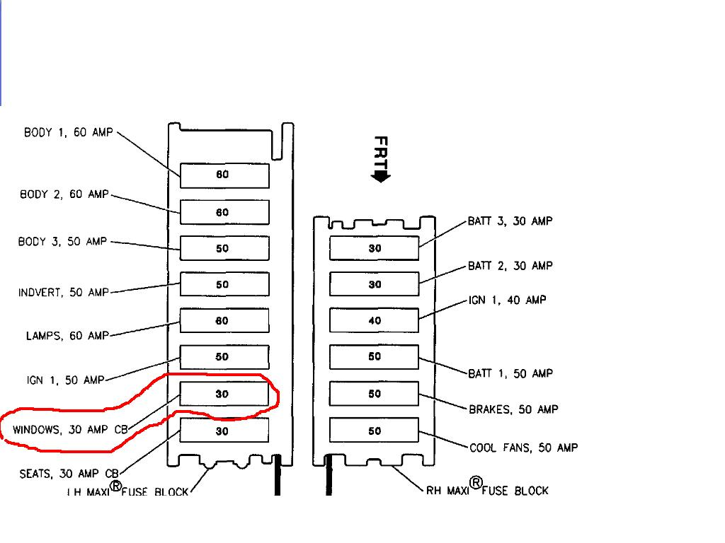 Fuse Box For Cadillac Deville Wiring Library On Cts 2001 Diagram