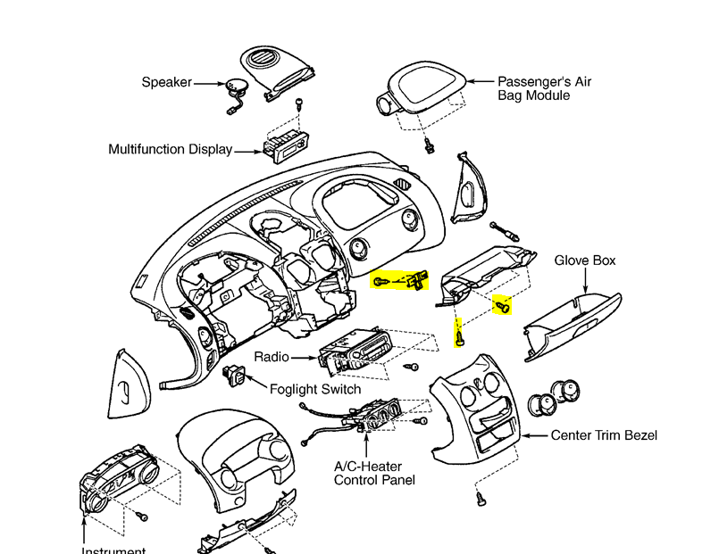 sebring fuse box diagram image details 2001 sebring fuse box diagram 2001 chrysler sebring parts diagram