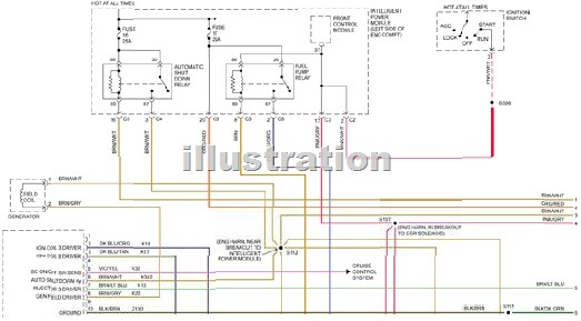 Voyager Wiring Diagram - Electrical Wiring Diagram Guide on