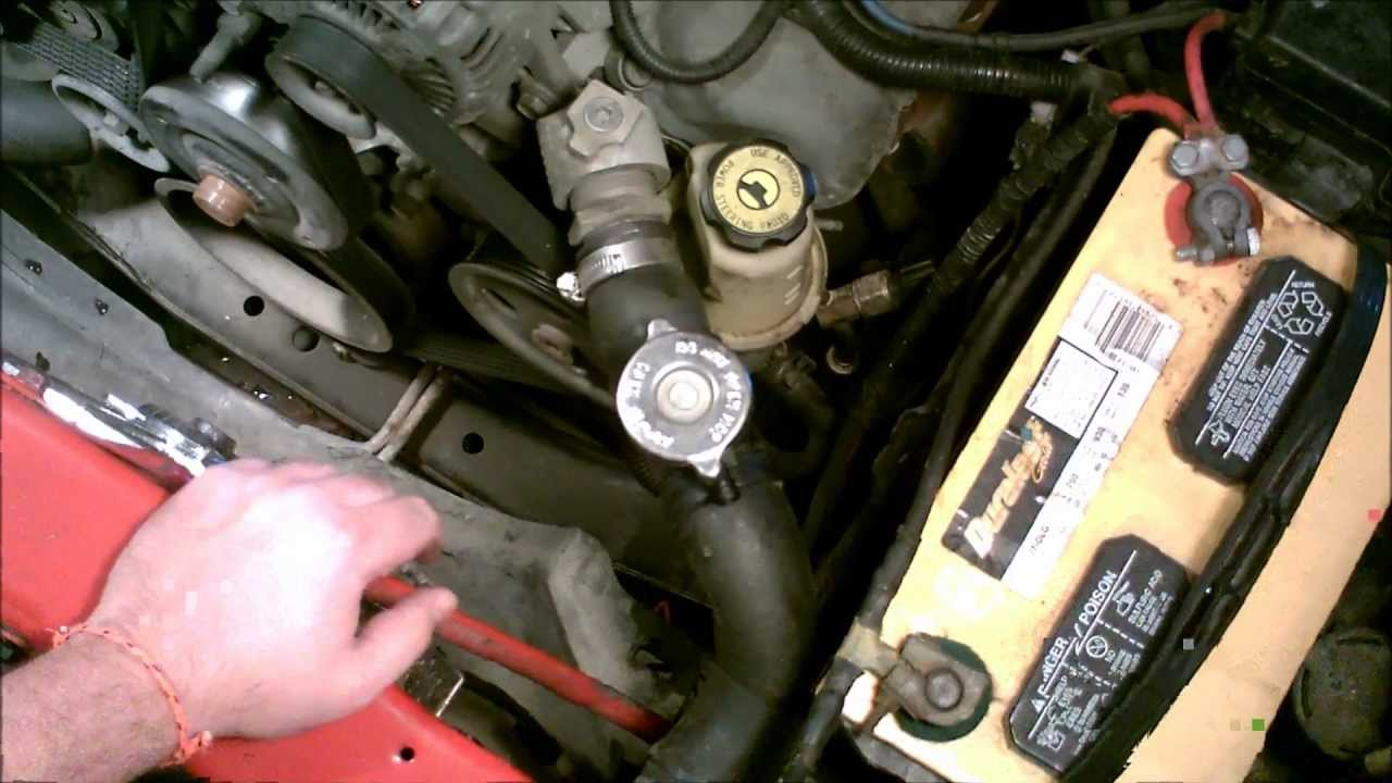2001 Dodge Dakota 4.7 Radiator