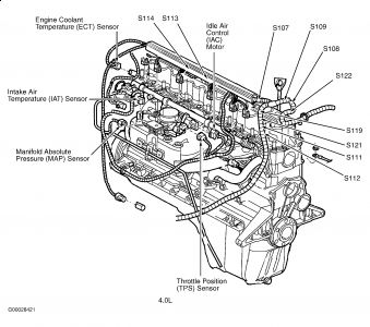 2009 Nissan Altima Qr25de Engine  partment Diagram also 75i3c Altima Replaced Head Gasket 2002 Nissan Altima likewise 1997 Infiniti Qx4 Wiring Diagram And Electrical System Service And Troubleshooting as well 2001 Infiniti Fuse Box Diagram moreover 207xo Car Starts Fine Doesn T Move When It S Drive Reverse. on 97 altima parts