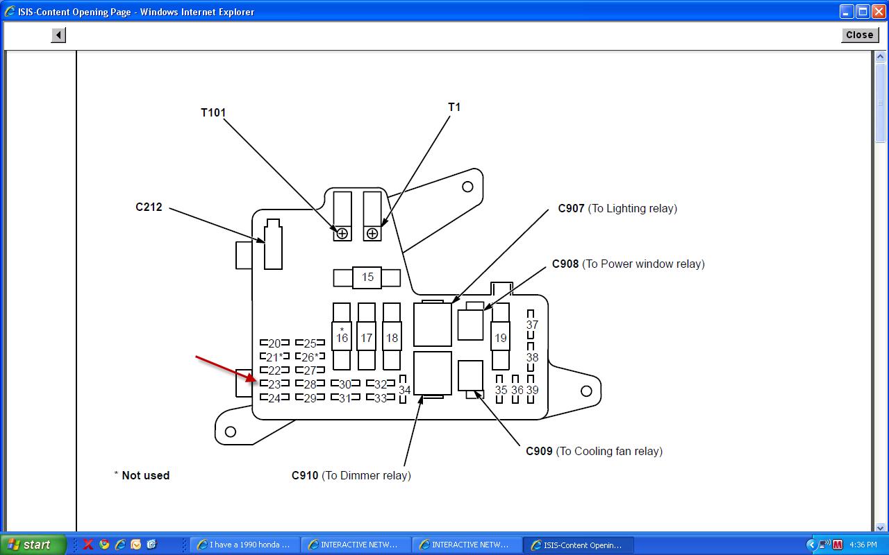 2001 Gmc Sonoma Fuse Box Diagrams Wiring Diagram Will Be A Thing 1988 Honda Accord Image Details Rh Motogurumag Com Jimmy 2008 Sierra