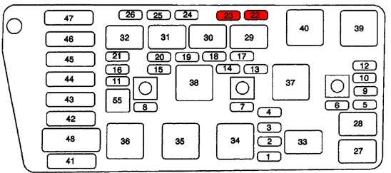 2001 pontiac grand am cigarette lighter fuse RqpTrns pontiac grand am fuse box diagram image details 2003 pontiac grand am fuse box location at crackthecode.co