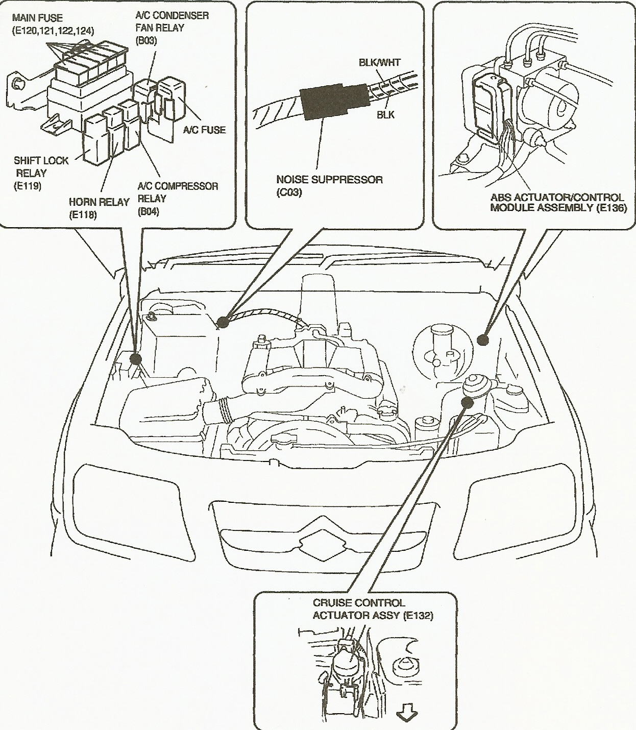 Fuse Box Location 2001 Suzuki Grand Vitara Electrical Wiring Diagrams Apv Image Details Toyota Tacoma
